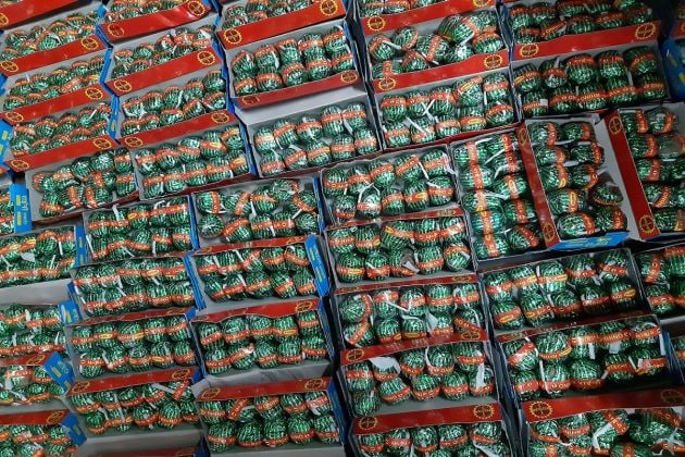 ১ লক্ষ ২২ হাজার টাকার নিষিদ্ধ শব্দবাজি উদ্ধার চম্পাহাটি থেকে, গ্রেফতার ৩
