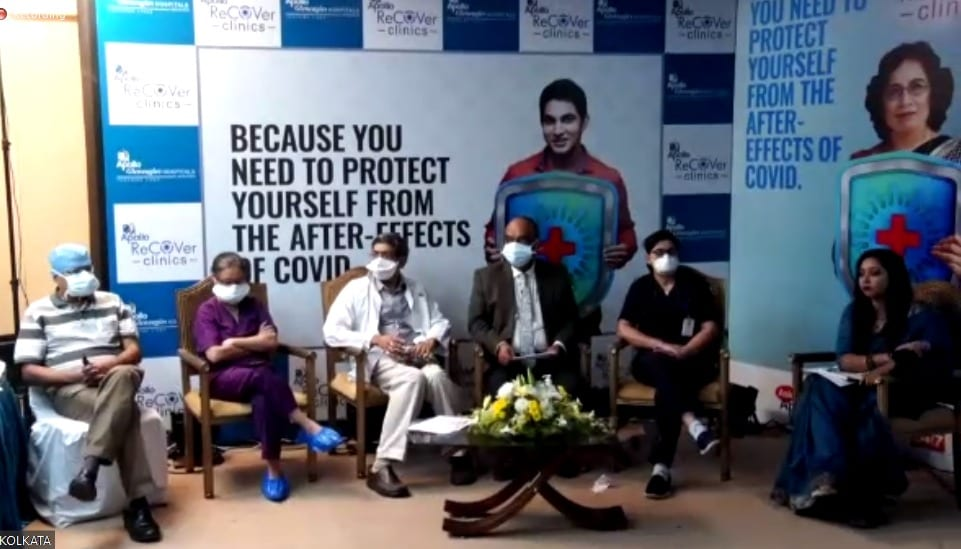 APOLLO HOSPITALS LAUNCHES POST-COVID RECOVERY CLINICS ACROSS NETWORK