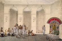 মা দুর্গাকে দেখার অনুমতি ছিল না সকলের, সেই রাগ থেকেই জন্ম হল বারোয়ারি পুজোর