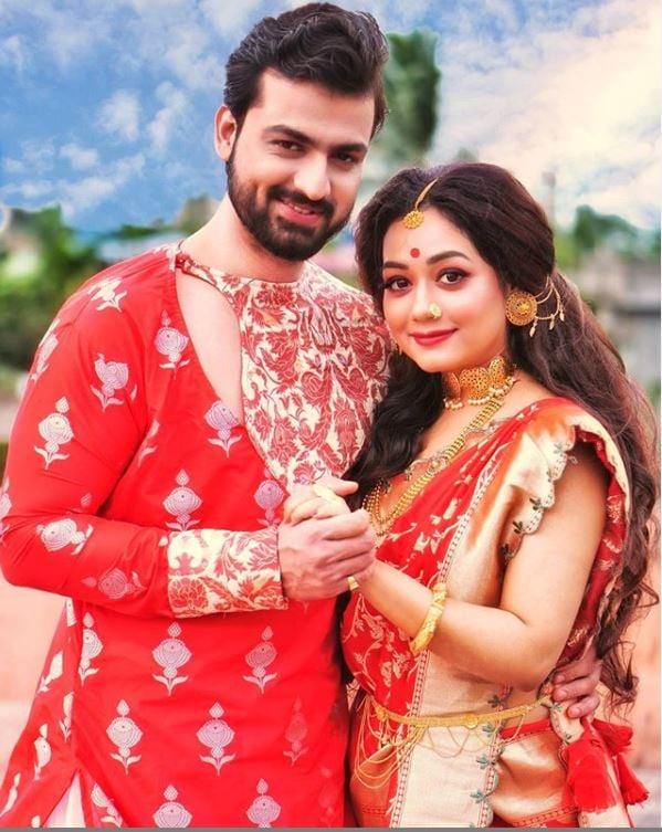 'জীবন সাথী' ধারাবাহিকের জনপ্রিয় চরিত্র তূর্ণের ভূমিকায় অভিনয় করেন রুদ্রজিৎ।