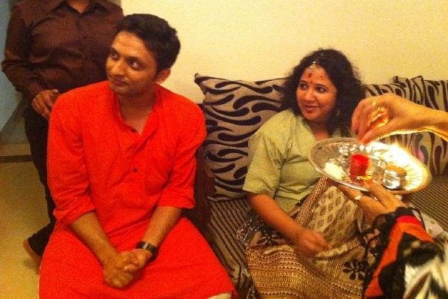 কোথায় 'লাভ জিহাদ?', জিশান আয়ুবের স্ত্রী রাধিকার সাধ দিল মুসলিম পরিবার
