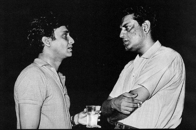 '' আমার মানসিকতাকে চলচ্চিত্রে অভিনয়ের উপযোগী করে তুলেছিলেন সত্যজিৎ রায় ''
