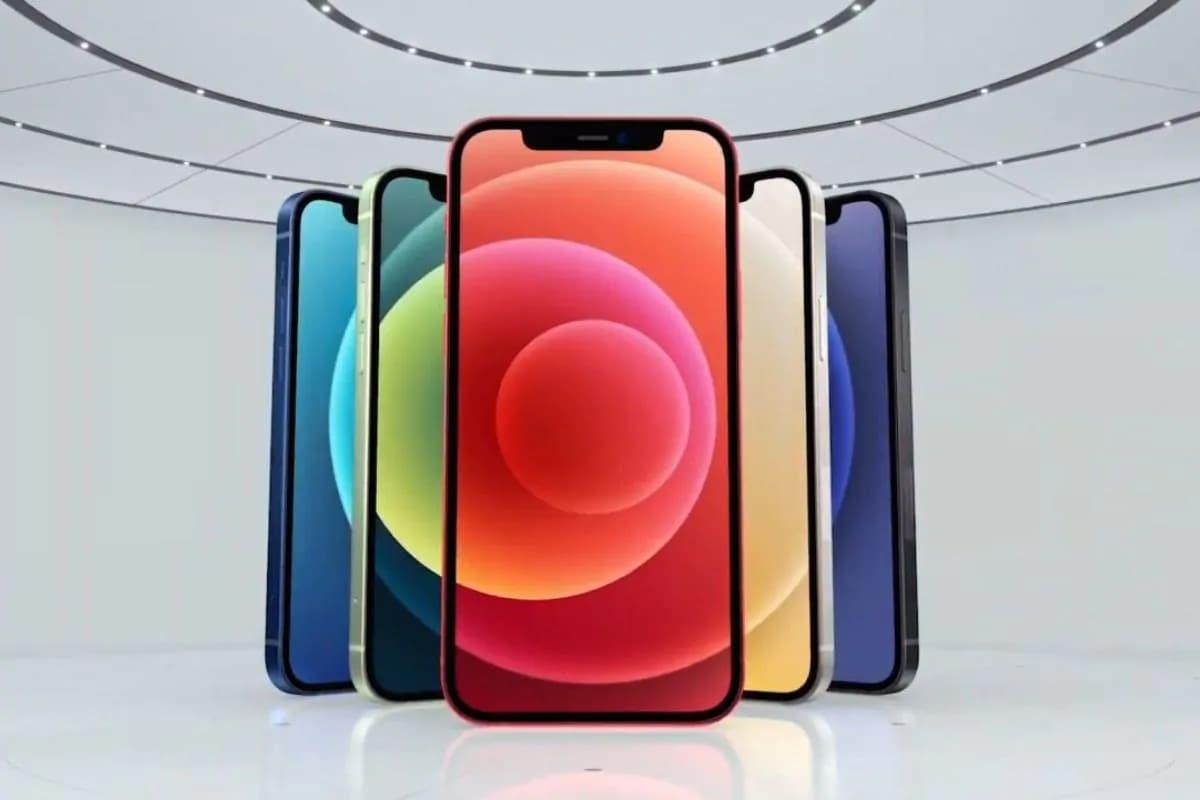 iPhone 12 সিরিজের iPhone 12 mini, vanilla iPhone 12, iPhone 12 Pro ও iPhone 12 Pro Max ফোন। 5G সাপোর্টের পাশাপাশি ফোনে থাকেছে A14 Bionic SoC। মডেল অনুযায়ী ফোনগুলির স্ক্রিন সাইজেও ভিন্নতা রয়েছে। এ ক্ষেত্রে ৬৪ GB iPhone 12 mini ফোনের দাম ৬৯,৯০০ টাকা। ১২৮ GB iPhone 12 Pro Max-এর দাম হচ্ছে ১,৩৯,৯০০ টাকা। Apple-এর ওয়েবসাইটে দেখে নিন বিস্তারিত।
