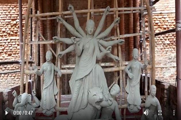 ৩৫১ বছরে পা দিল টাকি'র ঘোষদের জমিদারবাড়ির পুজো, এ বছর থাকছে নিয়মের কড়াকড়ি