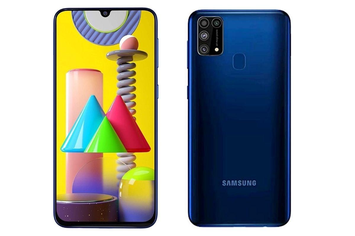 Samsung Galaxy M31 Prime Edition - স্যামসাংয়ের এই দূর্দান্ত গ্যালাক্সি স্মার্টফোনটি সেলে ১৬,৪৯৯ টাকায় কেনা যাবে। এই ফোনটির MRP-র ওপর প্রায় ১২% ছাড় দিচ্ছে অ্যামাজন। এই ফোনটিতে ৬ জিবি র্যাম এবং ১২৮ জিবি স্টোরেজ রয়েছে। এছাড়া আছে ৬৪ মেগাপিক্সেলের রিয়ার কোয়াড ক্যামেরা সেটআপ। অন্য তিনটি ক্যামেরা হল ৮ মেগাপিক্সেল + ৫ মেগাপিক্সেল + ৫ মেগাপিক্সেল। সেলফি ও ভিডিও কলের জন্য ফোনের সামনে আছে ৩২ মেগাপিক্সেল ফ্রন্ট ক্যামেরা। এতে রয়েছে ৬.৪ ইঞ্চি ফুল এইচডি প্লাস সুপার AMOLED ডিসপ্লে। ভিতরে রয়েছে ১.৭ গিগাহার্টজ এক্সিনস ৯৬১১ প্রসেসর। ফোনটি অ্যান্ড্রয়েড ১০ বেসড ওয়ানইউআই ২.১ সিস্টেমে চলে। পাওয়ারের জন্য রয়েছে ১৫ ওয়াট ফাস্ট চার্জিংয়ের সাথে ৬,০০০ এমএএইচ ব্যাটারি।
