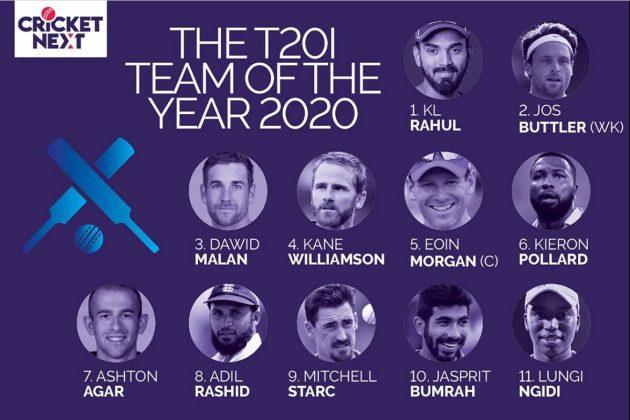 Yearender 2020: চলতি বছরের আন্তর্জাতিক T20 সেরা একাদশের টিমে দেশের মুখ উজ্জ্বল করলেন দুই ভারতীয়!