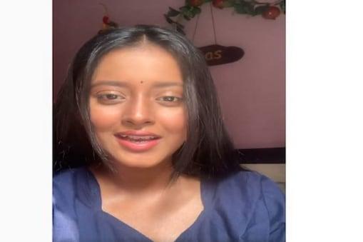 খালি গলায় 'নাই বা হল দেখা' গাইছেন অভিনেত্রী শ্রুতি দাস ওরফে ত্রিনয়নী ! ভাইরাল ভিডিও