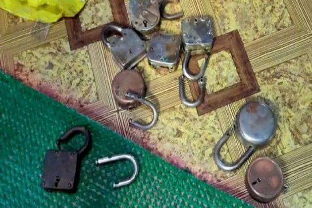 ফের রাতের অন্ধকারে দুঃসাহসিক চুরি, এবার লুট সোনার দোকানে