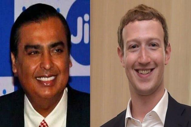 Facebook Fuel for India 2020: 'ডিজিটাল ইন্ডিয়া' নিয়ে জুকারবার্গের সঙ্গে আলোচনা মুকেশ আম্বানির
