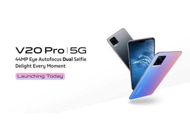 ৪৪ মেগাপিক্সেল ডুয়েল সেলফি ক্যামেরা-সহ বাজারে এল Vivo V20 Pro 5G, জেনে নিন দাম