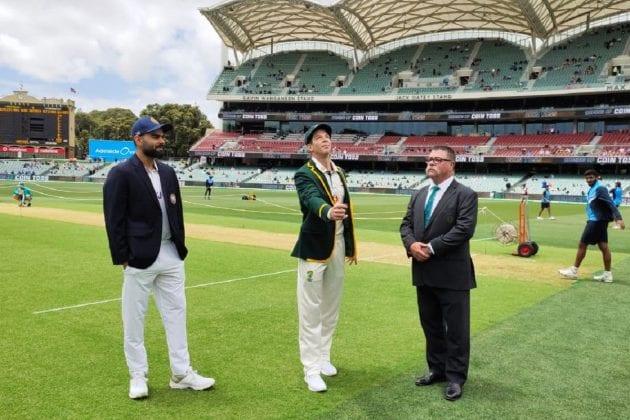 India vs Australia 1st Test: অ্যাডিলেডে টস জিতে ব্যাটিংয়ের সিদ্ধান্ত ভারত অধিনায়ক কোহলির