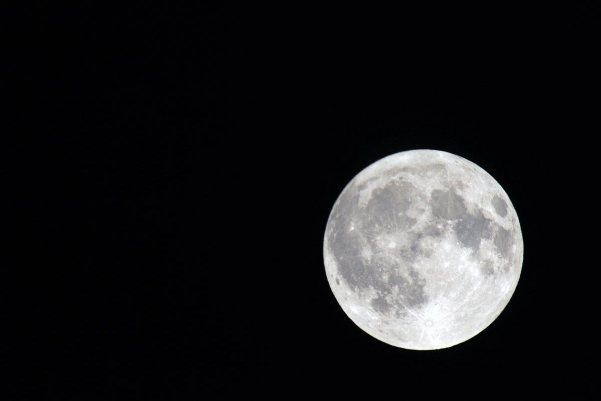 ৩০ ডিসেম্বর, ফুল মুন - বছরের শেষ ফুল মুন (Full Moon) দেখা যাবে এই দিন। এটিকে কোল্ড মুনও (Cold Moon) বলা হচ্ছে।
