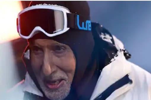 তোলপাড় সোশ্যাল মিডিয়া! ৭৯ বছরের অমিতাভ বচ্চন হাড় কাঁপানো -৩৩ তাপমাত্রায় ঘুরে এলেন লাদাখ থেকে, চিন্তায় ভক্তরা