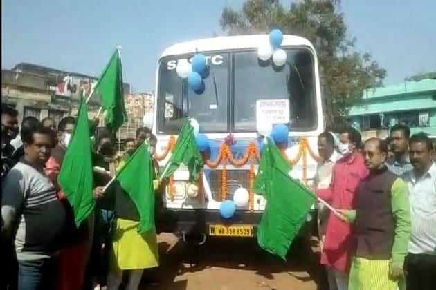 দুবরাজপুর - কলকাতা নতুন সরকারি বাস সার্ভিস চালু