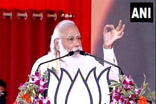 PM Modi in Bengal: কেন্দ্রের পাঠানো পানীর জলের টাকাতেও 'দুর্নীতি'! বাংলার 'তেষ্টা' মেটাতে চান প্রধানমন্ত্রী