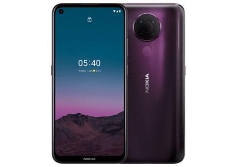 আজ দুপুর থেকে  ফ্ল্যাশ সেলে পাওয়া যাবে Nokia 5.4, রয়েছে আকর্ষণীয় অফার্স, জেনে নিন খুঁটিনাটি
