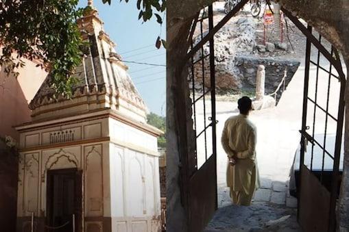 সংস্কারসাধন শেষ, বসতে চলেছে বিগ্রহ! দেখে নিন কেমন সেজেছে পাকিস্তানের রামমন্দির