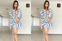 Hina Khan: ফুল ফুল ছাপা ছাপা স্কার্টে শরীর থেকে গড়িয়ে পড়ছে ভরা যৌবন, সোশ্যাল মিডিয়ায় ঝড় হিনা খানের, নিমেষেই ভাইরাল ছবি