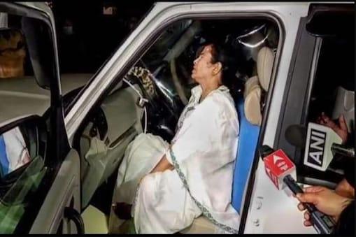 Mamata Banerjee Injury in Nandigram: মমতার গাড়ি দেখিয়ে দুর্ঘটনার তত্ত্ব খারিজ তৃণমূলের, কাল রাজ্য জুড়ে প্রতিবাদ