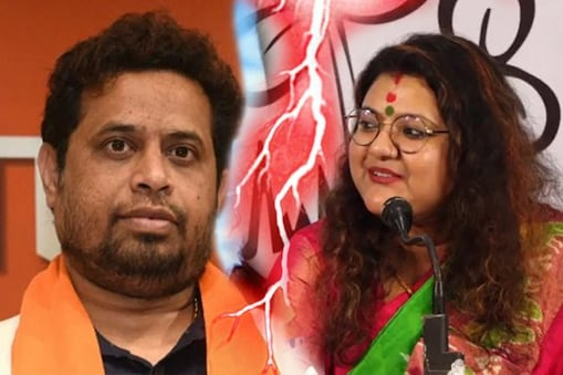 WB Election 2021: বিজেপি সাংসদ সৌমিত্র খাঁ'র স্ত্রী সুজাতা মণ্ডলকে আরামবাগের প্রার্থী করল তৃণমূল