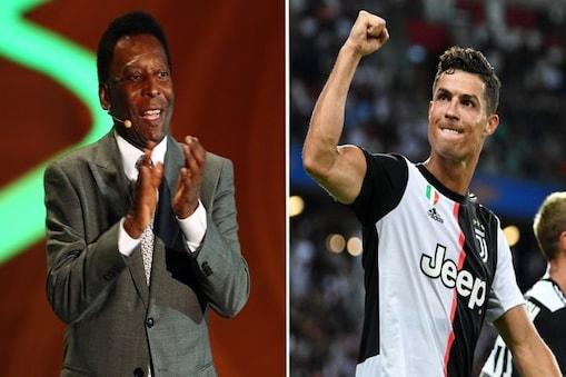 Cristiano Ronaldo record: পেলেকে টপকে শীর্ষে সি আর সেভেন