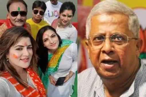 WB Election: 'রাজনীতিটা অভিসার নয়', মদন মিত্রের সঙ্গে পায়েল-শ্রাবন্তীদের দোল খেলা নিয়ে কটাক্ষ তথাগতর