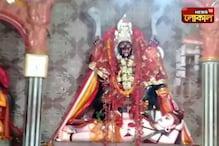 শ্মশানের উপর নির্মিত কালী মায়ের মন্দিরে নিয়ম করে হয় পুজো