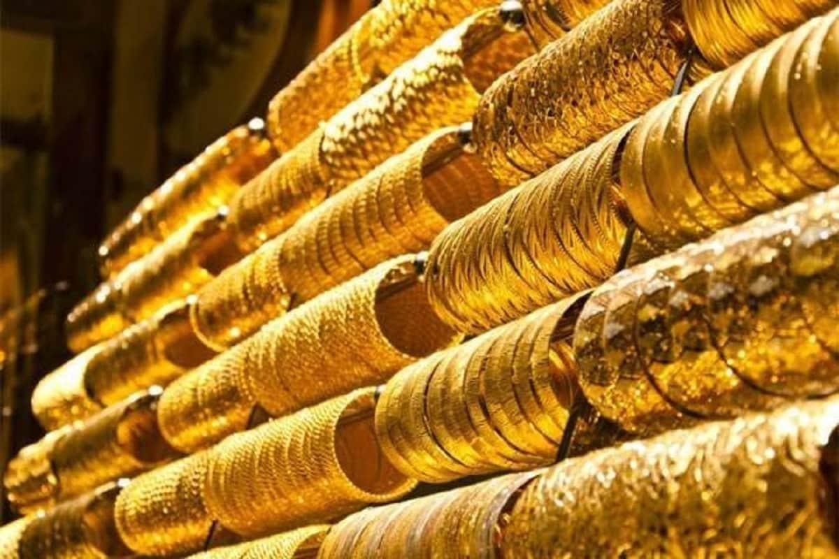 সুপার বাম্পার ধামাকা, দিল্লিতে২৪ ক্যারাট সোনার দামে (Gold Price) রীতিমত পতন এসেছে ৷ এই মাসের এখনও পর্যন্ত ২৪ ক্যারাট সোনার দামে (Gold Price) বেশি পতন এসেছে ৷ প্রতীকী ছবি ৷