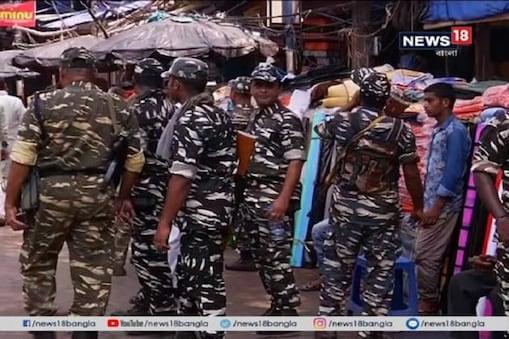 কেন্দ্রীয় বাহিনী পরিচয় পত্র দেখতে পারে না, TMC-র অভিযোগে সাড়া কমিশনের