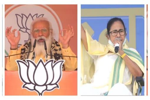 West Bengal Election 2021: 'ভোটের পর পাখি পালিয়ে যাবে', মতুয়া গড়ে গিয়ে মোদিকে বিঁধলেন মমতা