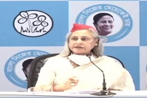 Jaya Bachchan in Bengal: 'আমার ধর্ম, গণতন্ত্রকে কাড়তে দেব না!' মমতার প্রশংসায় জয়া, নিশানা বিজেপি-কে