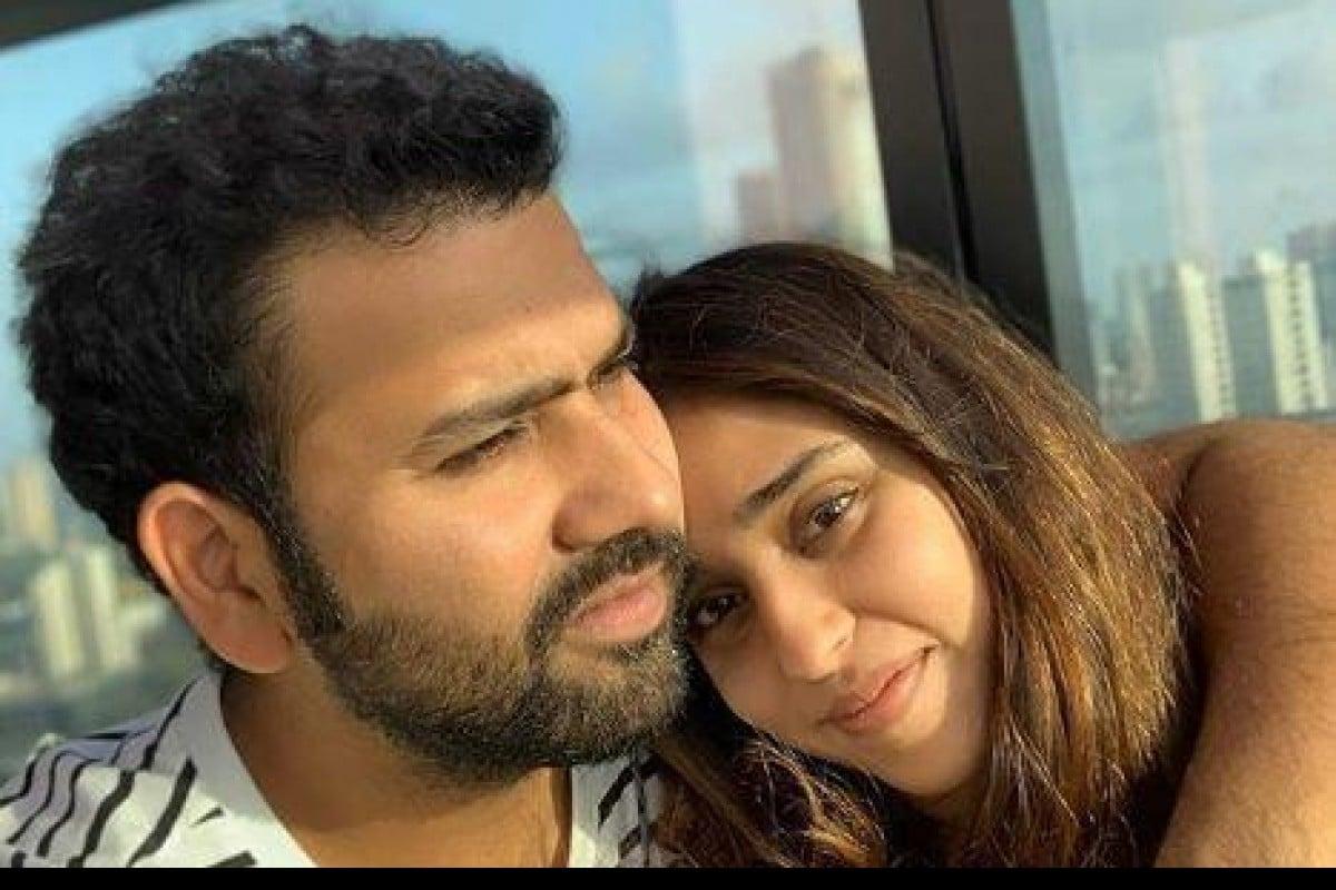 ম্যানেজার এখন বউ, Rohit Sharma ও Ritika Sajdeh-র Love Story গল্পের মতো