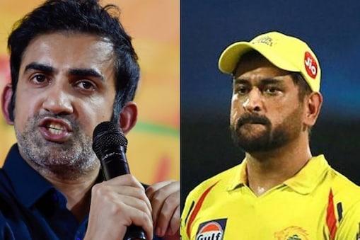 IPL 2021: 'সাত নম্বরে নামলে ক্যাপ্টেনের কাজ কী?' ফের গম্ভীরের 'টার্গেট' ধোনি