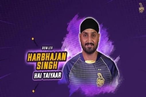 IPL 2021: কলকাতার মিষ্টি দই ভোলেননি হরভজন
