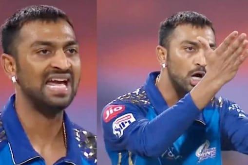 IPL 2021: 'এত Attitude কেন দাদা!' ক্রুনাল পান্ডিয়ার 'ক্লাস' নিলেন নেটিজেনরা