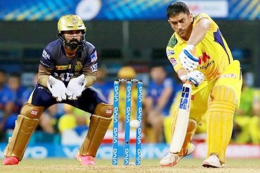 IPL 2021: নারিন-জুজুতে আর ভয় নেই Ms Dhoni-র! ৬৫ বল অপেক্ষার পর এল 'চার রান'