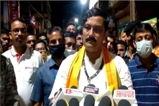 EC Banned Rahul Sinha: '৮ জনকে মারা উচিত ছিল', মন্তব্যের জেরে ৪৮ ঘণ্টার নিষেধাজ্ঞা রাহুল সিনহার প্রচারে