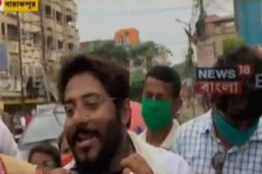 Raj Chakraborty: রাজকে ঘিরে 'গো ব্যাক' স্লোগান,  ধুন্ধুমার ব্যারাকপুরের বুথ চত্বর