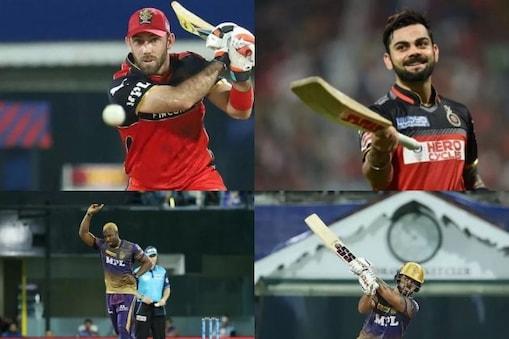 IPL 2021: RCB-র জয়ের হ্যাটট্রিক আটকাতে পারবে KKR? আজ নজর থাকবে এই তারকাদের উপর