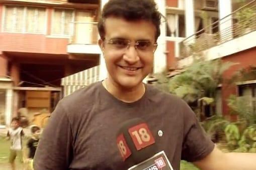 Exclusive Sourav Ganguly : ''রাজনীতির খোঁজ রাখি, সোশ্যাল মিডিয়ার নয়''
