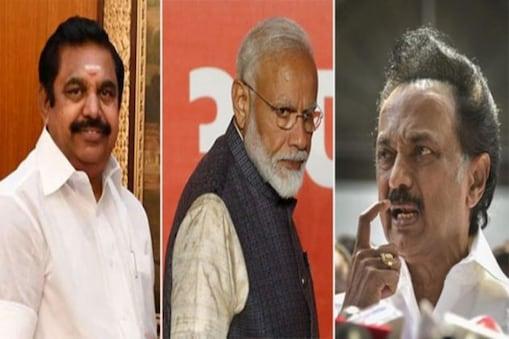 Tamil Nadu Exit Poll Results 2021: তামিলনাড়ুতে স্ট্যালিন ঝড়, মোদির মরিয়া চেষ্টাতেও বড় হারের মুখে AIADMK জোট !