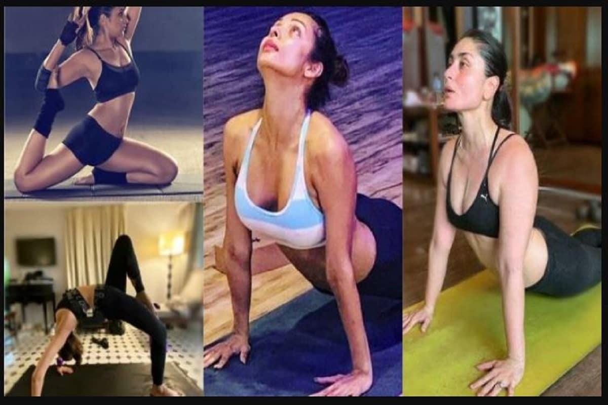 মালাইকা অরোরা বলিউডের সবচেয়ে ফিট ও হট মা বললে যাঁর কথা মনে আসে তিনি হলেন মালাইকা অরোনা৷ ৪৭ বছরের মাইলকার শরীরি সৌন্দর্য্য এখনও প্রতি ফ্রেমে ধরা পড়ে৷ -Yoga is keeping our Bollywood divas beautiful - Photo Courtesy- Instagram