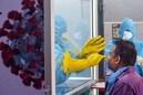 করোনার দ্বিতীয় ঢেউ কমার ইঙ্গিত, সপ্তাহব্যাপী রিপোর্ট দেখে কিছুটা হলেও জাগছে আশা