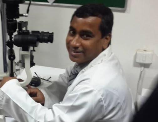 Dr.Asim Kumar Kandar (ophthalmologist)