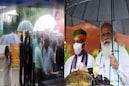 নিজের ছাতা নিজের হাতে, মোদিকেই পাল্টা, দিল্লিতে ছোট্ট চালে কিস্তিমাত মমতার