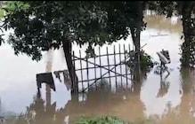 দামোদরের তাণ্ডব- ভেসেছে ভাসাপুল, প্লাবিত বহু গ্রাম