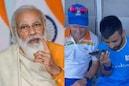 PM Modi Hockey : মনপ্রীত, রিডকে মাঠেই ফোন করে শুভেচ্ছা মোদির