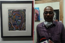 IPS হলেও ছবি এঁকে তাক লাগলেন হাওড়া পুলিশ কমিশনারেটের ডিসিপি দ্যুতিমান বাবু