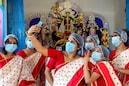 উৎসবের ভিড়েই কোভিডের আশঙ্কা, পুজোর মুখে ফের গাইডলাইন জারি কেন্দ্রের