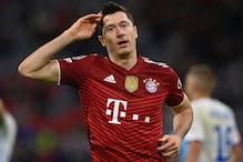 Lewandowski Bayern : কিয়েভের বিরুদ্ধে গোল উৎসব বায়ার্ন মিউনিখের